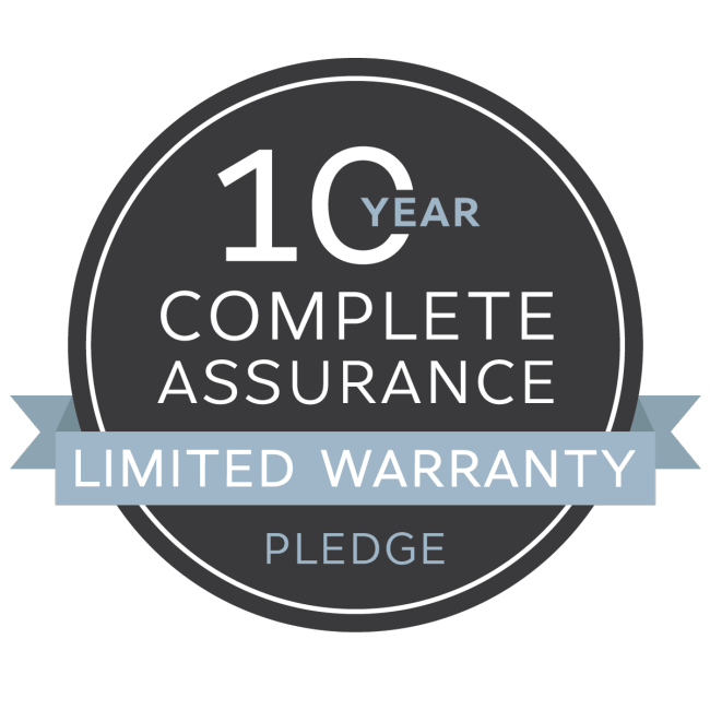 York 10 year Warranty