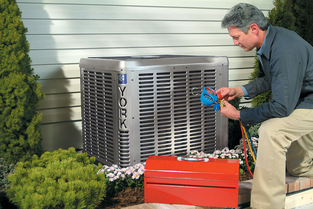 Heating and Air Conditioning Repair Services