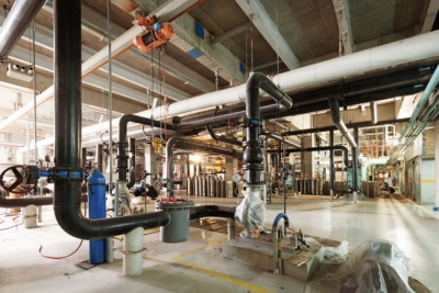 A commercial plumbing contractor can help with all kinds of new construction projects.
