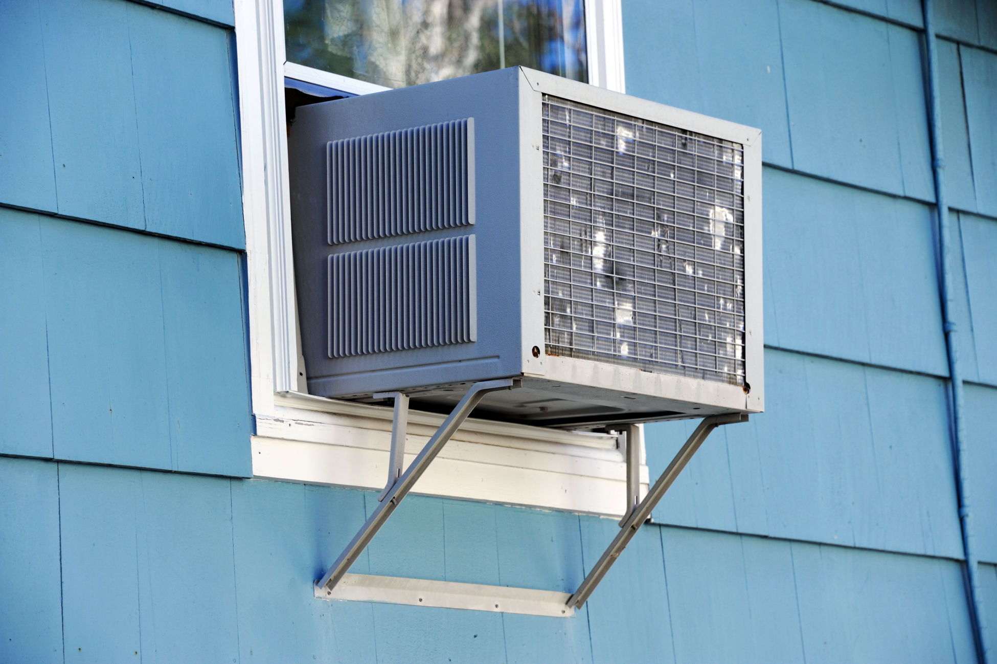 A window AC unit is just one of the many types of AC units found in Louisville, KY.
