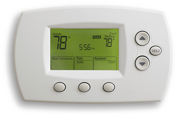 Set your thermostat to 78 degrees to save money on your air conditioning bill in Louisville, KY.